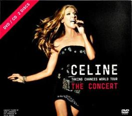 Celine Dion - Taking Chances World Tour The Concert (Dvd+Cd)