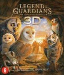 Legend Of The Guardians 3D