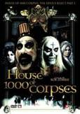 House of 1000 corpses, (DVD)