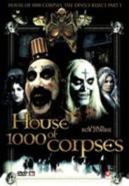 House of the 1000 corpses, (DVD) DVDNL