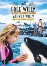 Free Willy - Ontsnapping Uit De Piratenbaai