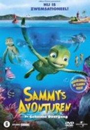 Sammy's avonturen - De geheime doorgang, (DVD) .. GEHEIME DOORGANG / BILINGUAL Paris, Domonic, DVDNL