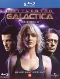 Battlestar galactica - Seizoen 3, (Blu-Ray) BILINGUAL TV SERIES, Blu-Ray
