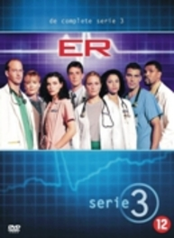 E.R. - Seizoen 3, (DVD) PAL/REGION 2 -INCL. BONUS DISC W/ LOADS OF EXTRA'S. (DVD), TV SERIES, DVDNL