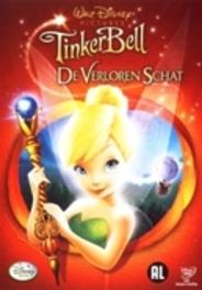 Tinkerbell - De verloren schat, (DVD) PAL/REGION 2 ANIMATION, DVDNL