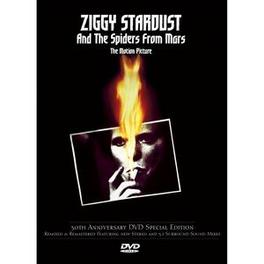 ZIGGY STARDUST & THE SPIDERS F PAL/REGION 2 DVD, DAVID BOWIE, DVDNL
