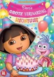 Dora - Grote verjaardag avontuur, (DVD) PAL/REGION 2 ANIMATION, DVD