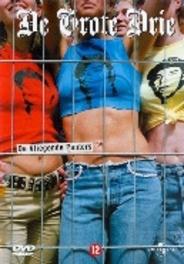 Vliegende panters-Grote drie, (DVD) PAL/REGION 2 // AANGENAAM COMEDY 2009 (DVD), VLIEGENDE PANTERS, DVDNL