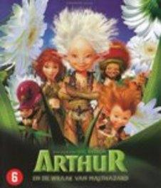 Arthur en de wraak van Malthazard, (Blu-Ray) .. MALTHAZARD. MOVIE, Blu-Ray