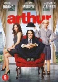 Arthur, (DVD) PAL/REGION 2 // BILINGUAL // W/RUSSELL BRAND MOVIE, DVDNL