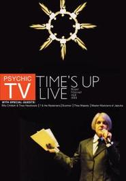 Psychic Tv - Time's Up Live (Import)