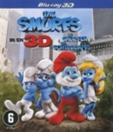 De smurfen 3D, (Blu-Ray) REAL 3D MOVIE, Blu-Ray