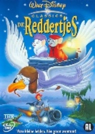 Reddertjes, (DVD) PAL/REGION 2 ANIMATION, DVD