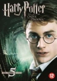 Harry Potter 5 - De Orde van de Feniks (DVD)
