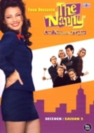 Nanny - Seizoen 2, (DVD) BILINGUAL /CAST: FRAN DRESCHER TV SERIES, DVDNL