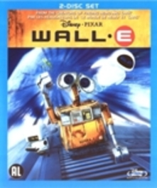 Wall-E , (Blu-Ray) BILINGUAL /CAST: SIGOURNEY WEAVER, ELISSA KNIGHT ANIMATION, BLURAY