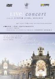 Live Concert - Semper Opera Dresden