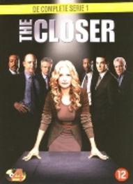 Closer - Seizoen 1, (DVD) PAL/REGION 2 // FT. KYRA SEDGWICK (DVD), TV SERIES, DVDNL