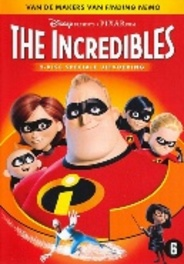 Incredibles , (DVD) BILINGUAL ANIMATION, DVDNL