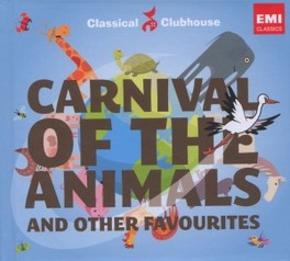 CARNIVAL OF THE.. -LTD- CLASSICAL CLUBHOUSE V/A, CD