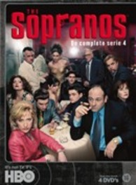 The Sopranos - Seizoen 4 (4DVD)