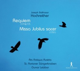 REQUIEM/MISSA JUBILUS SAC ARS ANTIQUA AUSTRIA J.B. HOCHREITHER, CD