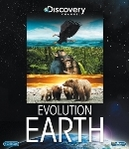 Evolution earth, (Blu-Ray)