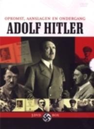 Adolf Hitler - Opkomst, aanslagen en Ondergang (3DVD)