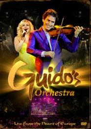 Guido's Orchestra - Live From The Heart Of Europe (Cd+Dvd)