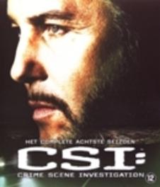 Crime Scene Investigation - Seizoen 8 (Blu-ray)