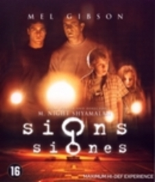 Signs, (Blu-Ray) BILINGUAL/W/MEL GIBSON, JOAQUIN PHOENIX AND RORY CULKIN (BLU-RAY), MOVIE, Blu-Ray