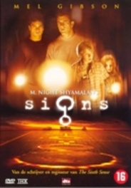 Signs, (DVD) PAL/REGION 2 W/ MEL GIBSON DVD, MOVIE, DVDNL