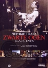 Zwarte ogen, (DVD) JAN BOSDRIESZ OP ZOEK NAAR PJOTR LESCHENKO DVD, MOVIE, DVD