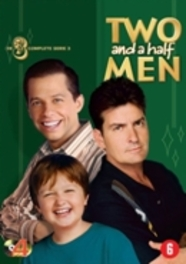 Two and a half men - Seizoen 3, (DVD) CAST: CHARLIE SHEEN (DVD), Aronsohn, Lee, DVDNL