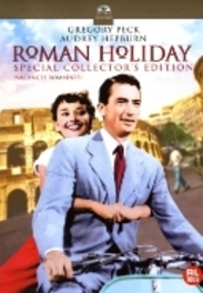 Roman Holiday (1953)(DVD)