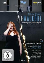 Die Walkure - Live Opname Vanuit Het Deutsches National Theater Weimar 2008