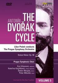 Dvorak Cycle  Vol.V:Stabat Mater Op.58/Ntsc/All Regions