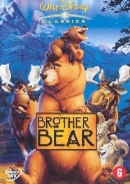 Brother bear, (DVD) VLAAMSE VERSIE ANIMATION, DVDNL