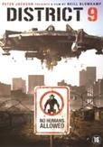 District 9, (DVD)