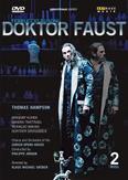 BUSONI DOKTER FAUST (2 DVD)