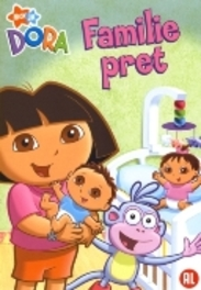 Dora - Familiepret, (DVD) ..PRET // PAL/REGION 2 *NICKELODEON* ANIMATION, DVDNL