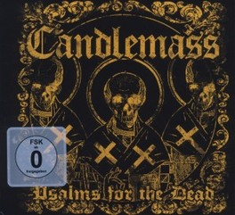 PSALMS FOR THE.. -CD+DVD- .. DEAD CANDLEMASS, CD