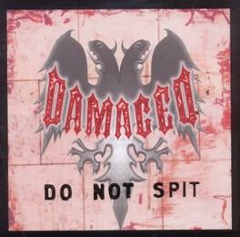 DO NOT SPIT/PASSIVE BACK. ..SEAT DEMON Audio CD, DAMAGED, CD