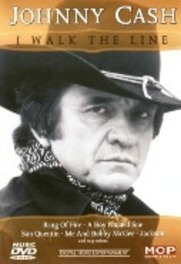I WALK THE LINE PAL/ALL REGIONS - Keine Info -, JOHNNY CASH, DVDNL