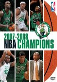 Nba - Nba Champions 2007-2008: Boston