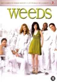 Weeds - Seizoen 3, (DVD) BILINGUAL /CAST: MARY LOUISE PARKER TV SERIES, DVDNL