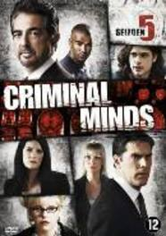 Criminal minds - Seizoen 5, (DVD) CAST: THOMAS GIBSON, SHEMAR MOORE TV SERIES, DVDNL