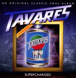 SUPERCHARGED 1980 ALBUM REISSUE TAVARES, CD