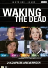 Waking The Dead - Serie 1 t/m 5
