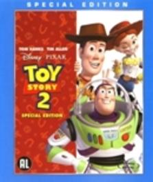 Toy story 2, (Blu-Ray) ANIMATION, Blu-Ray
